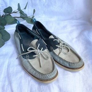 SPERRY Top-Sider Leather Shoes